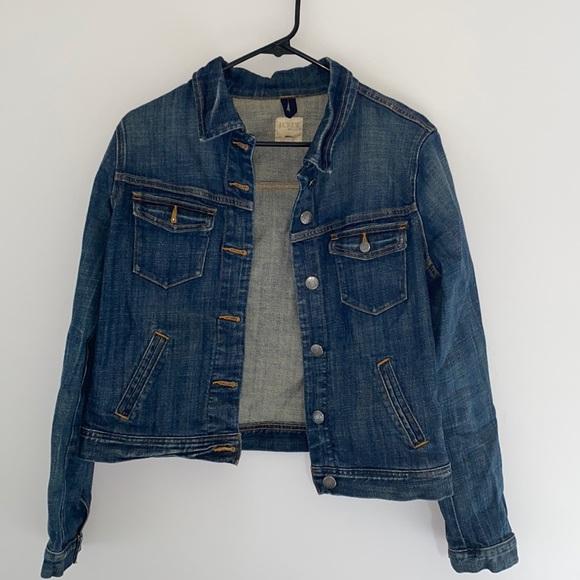 J. Crew Denim Jacket